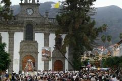 """Das Fest """"Nuestra Senora del Pino"""" in Teror"""
