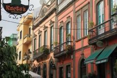 Die schönste Straße von Arucas