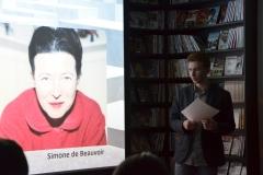 Simone de Beauvoir-Biografie Claude Lanzmann