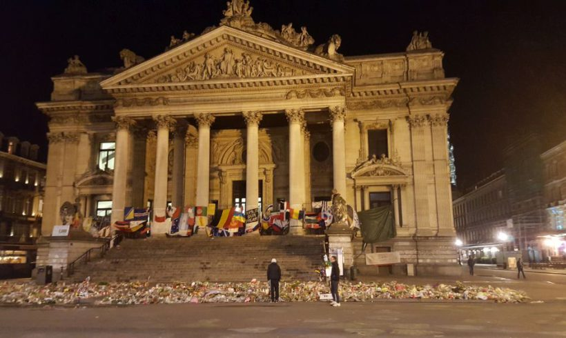 Kontraste in Brüssel