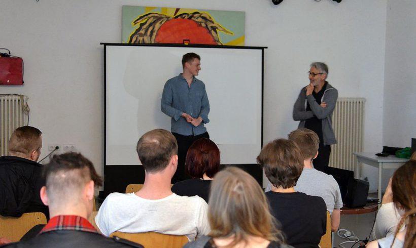 "FSJ-P Projekt ""Blut muss fließen"""