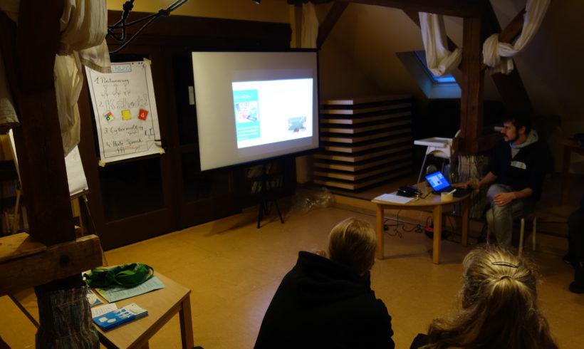 """Workshop """"Leben im Netz"""""""