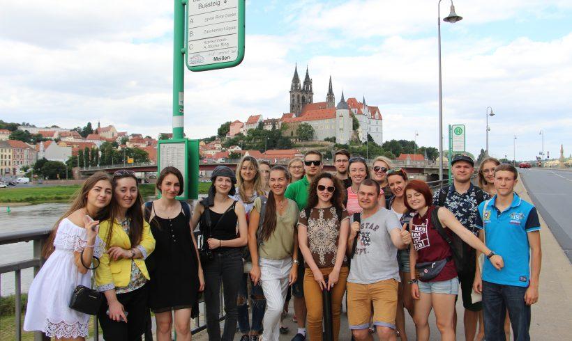 Последние дни в Дрездене