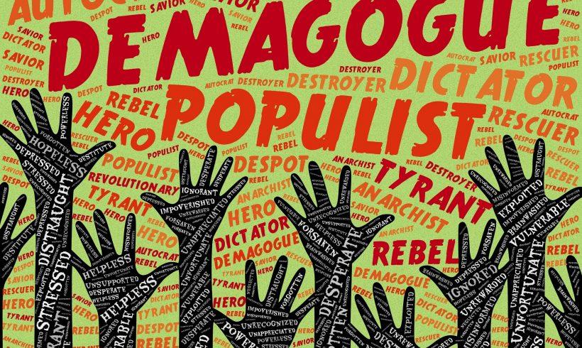 Extremismus und Populismus