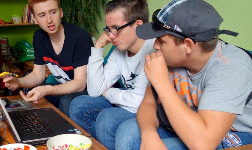 U18-выборы с радушным «meet & greet»