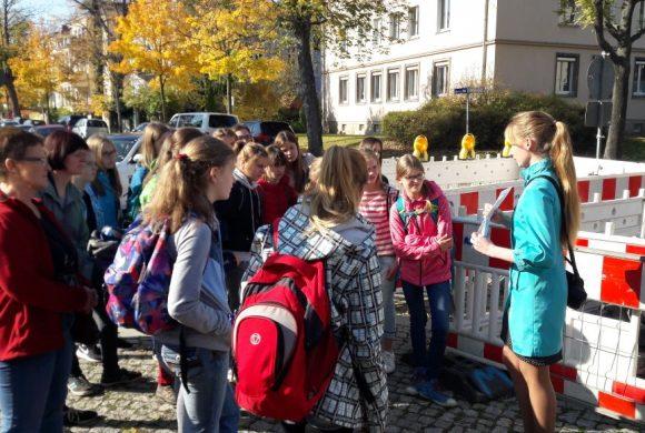 In Dresden heimisch werden