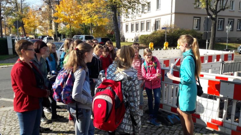 Becoming a native in Dresden