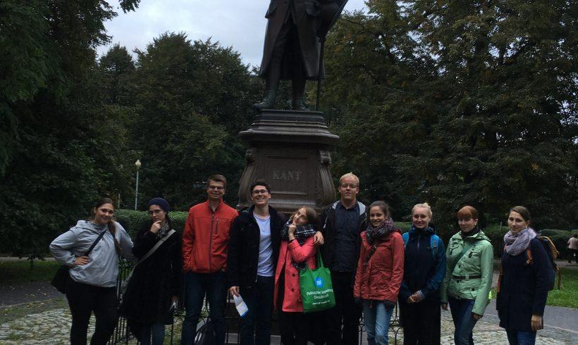 Auf Käthe Kollwitz Spuren in Kaliningrad