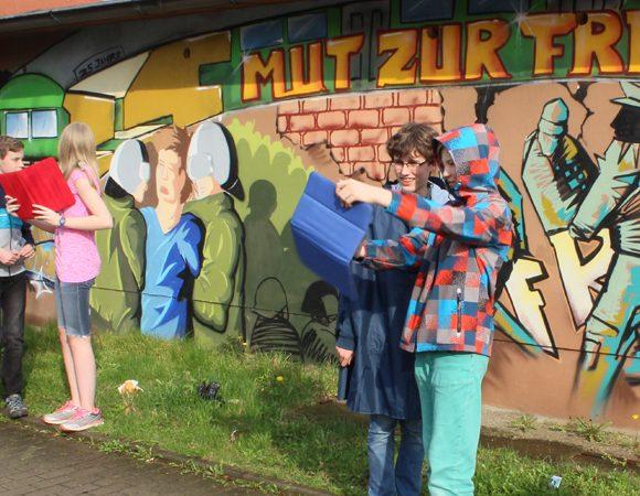 """Multimedia tour """"Die Wende / GDR"""""""