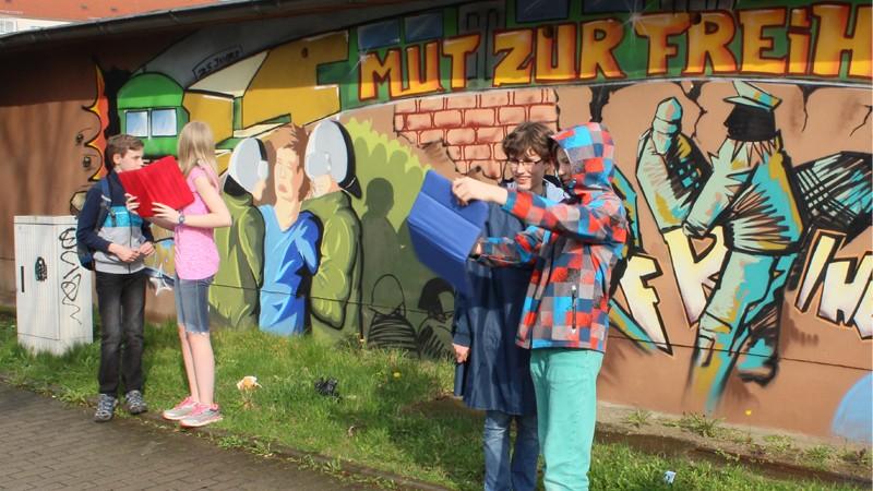 Мультимедийный тур «Мирная революция в ГДР»