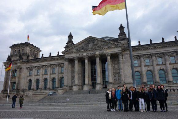 Wir waren in Berlin!