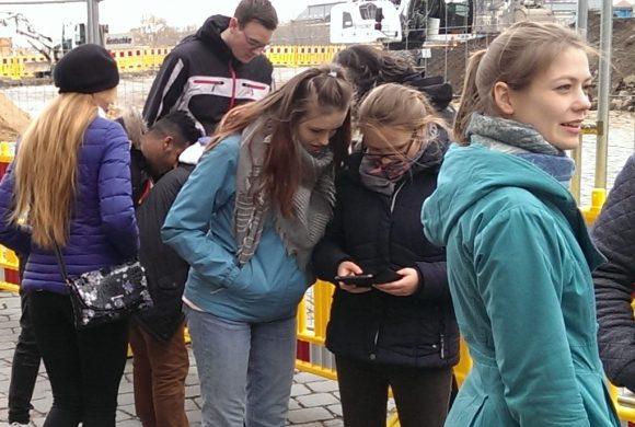 Dresdner Stadtgeschichte live – eine Tour im Rahmen der Jugendgeschichtstage