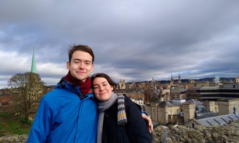 Neues aus England: Stefan berichtet von seinem EFD