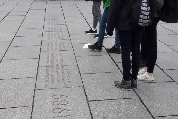 Lebendige Stadtgeschichte-Tablet Touren im Rahmen der Jugendweihe