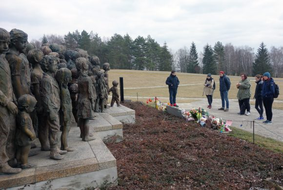 Review of our commemoration trip to Lidice