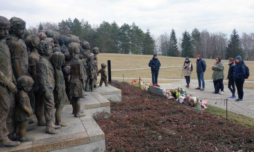 Rückblick auf unsere Gedenkfahrt nach Lidice