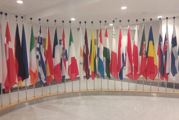 Zu Besuch in der EU-Hauptstadt!