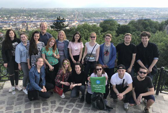 Bericht aus Lviv – Rückblick auf unsere Jugendbegegnung