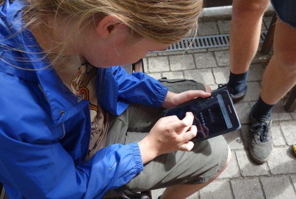 Tablet-Tour in Plauen