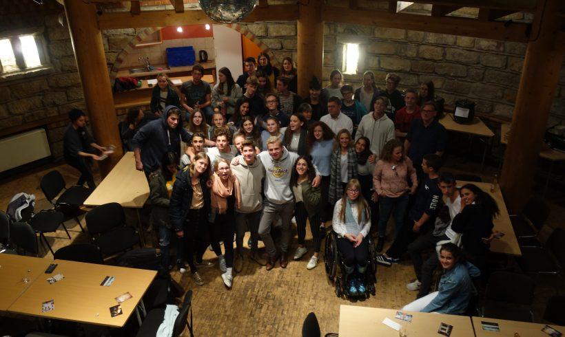 Schalom Tel Mond – Israelische Jugendliche zu Gast in Dresden