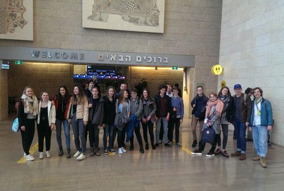 Zurück aus Israel mit einem ganzen Koffer voller toller Erlebnisse