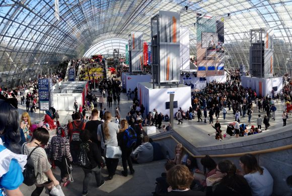 Democracy Slam goes Buchmesse