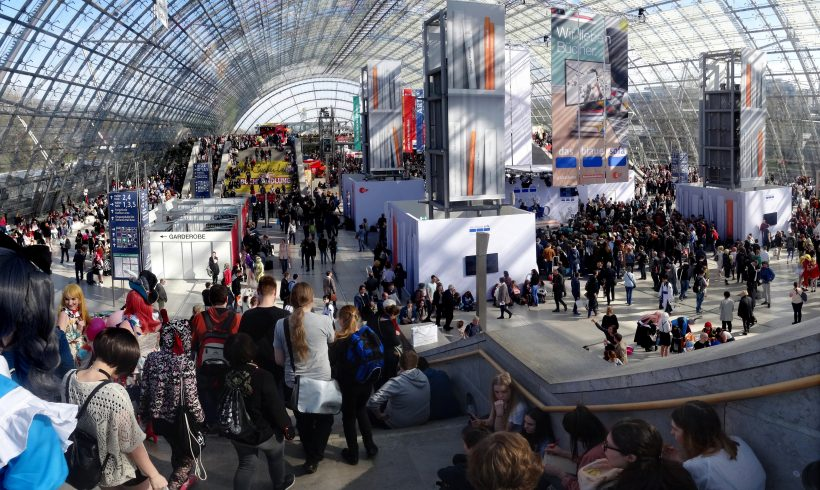 Democracy Slam goes Buchmesse