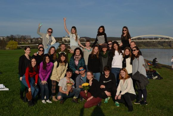 Where do I belong? Internationale Begegnung in Dresden – Teil 1