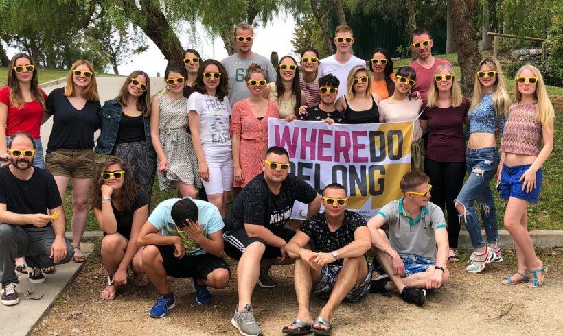 """Jugendbegegnung """"Where do I belong"""" – auf den Spuren des spanischen Bürgerkriegs"""