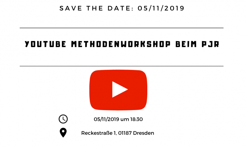 Youtube Methodenworkshop