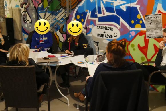 Texten für die Demokratie – DemocracySlam-Workshop