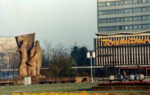 Dresden in lovely ORWO colour, 1988, Uploaded by X-Weinzar