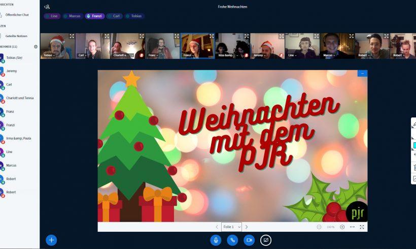 Weihnachten im digitalen Raum