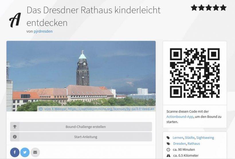 Online-Rathausrallye für Kinder