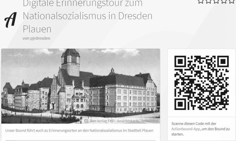 Online-Erinnerungstour zum Nationalsozialismus