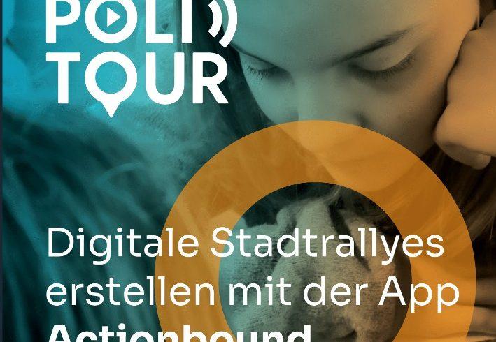 """Broschüre zu """"digitalen Stadtrallyes"""" erschienen"""