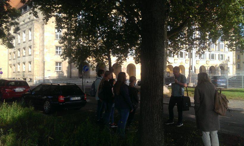Ein Besuch im Dresdner Rathaus