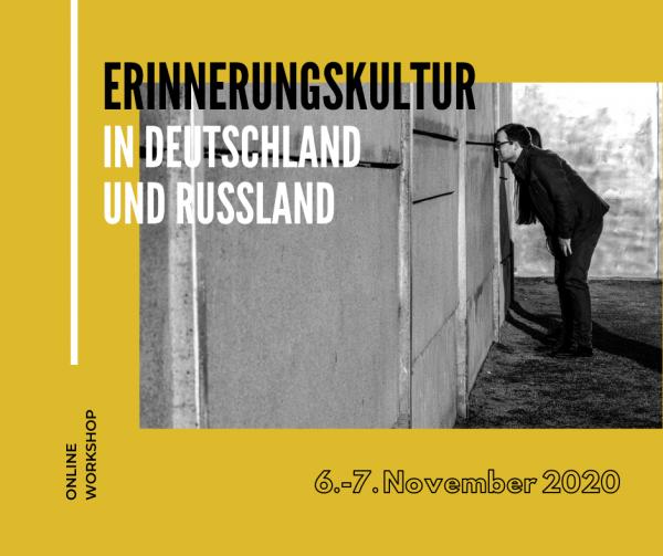 Flyer zum Online-Workshop